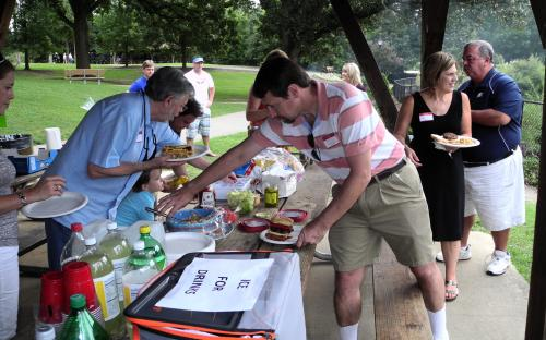 CPCU Family Cookout
