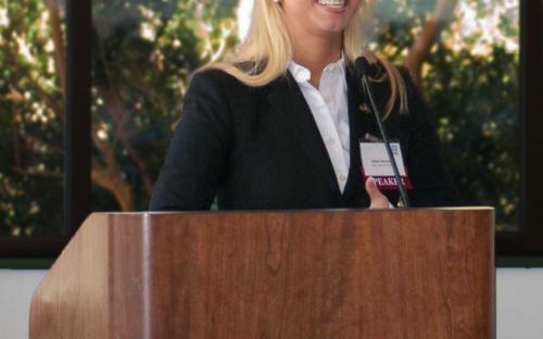 Katie Swanner ECU Risk Management