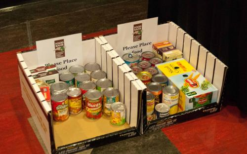 Good Works | Food Drive