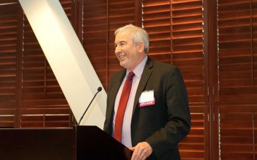 Speaker Prof. Don Hornstein, UNC-Chapel Hill School of Law