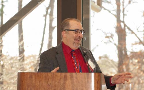 Joe Dittmar Speaking at CPCU Society