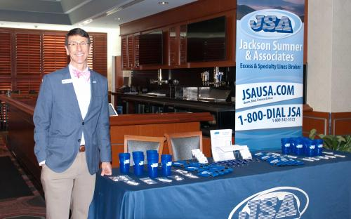 JSA Booth at I-Day