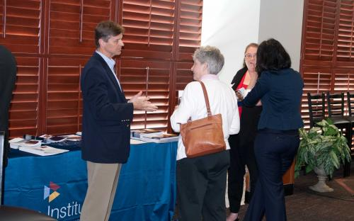CPCU I-Day Institutes Booth