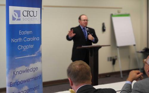 Eastern NC CPCU Society Chapter Meeting Wayne Goodwin