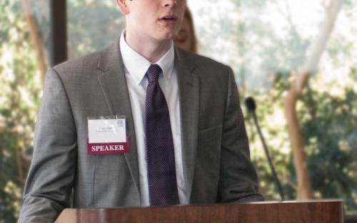 Speaker Zach Casey ECU Risk Management
